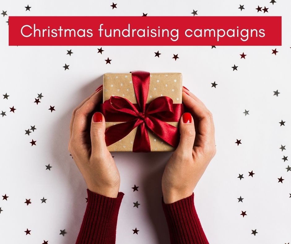 Christmas fundraising campaigns