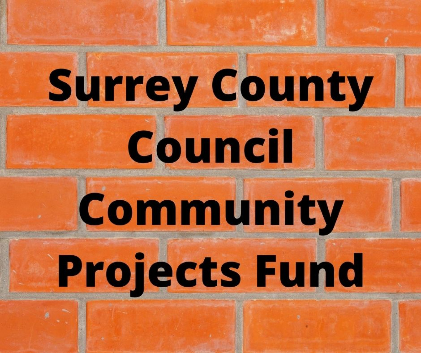 Surrey County Council Community Fund