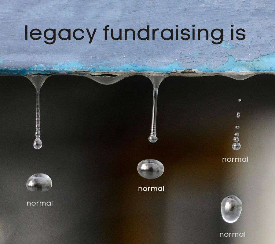 Copy of Copy of LEGACY FUNRAISING IS