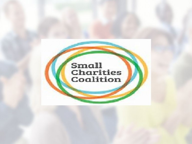 small charities coalition in frame for website